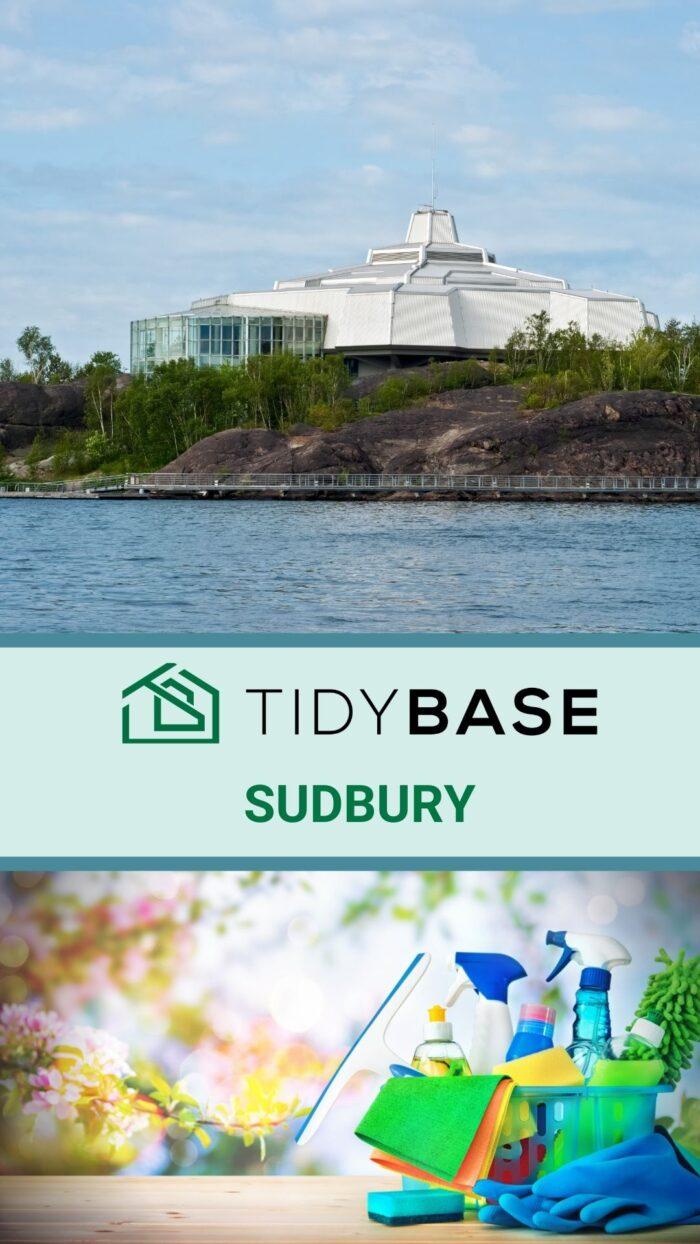 Tidybase Sudbury residential cleaning
